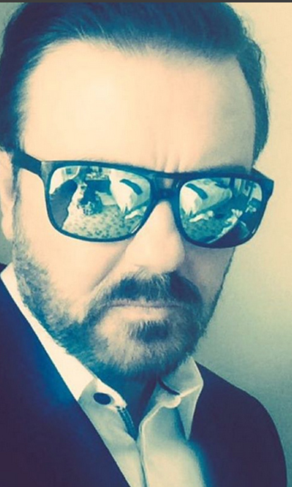<b>Ricky Gervais</b>