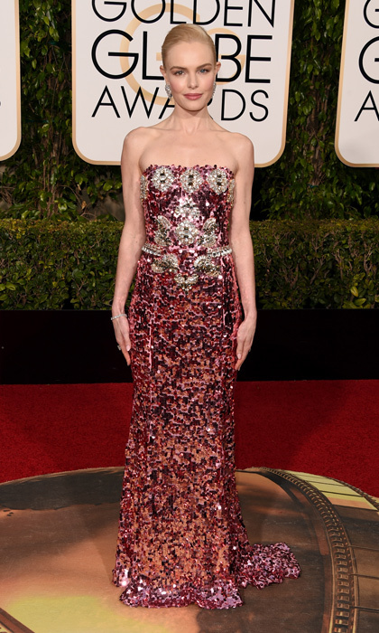 Kate Bosworth in Dolce & Gabbana.