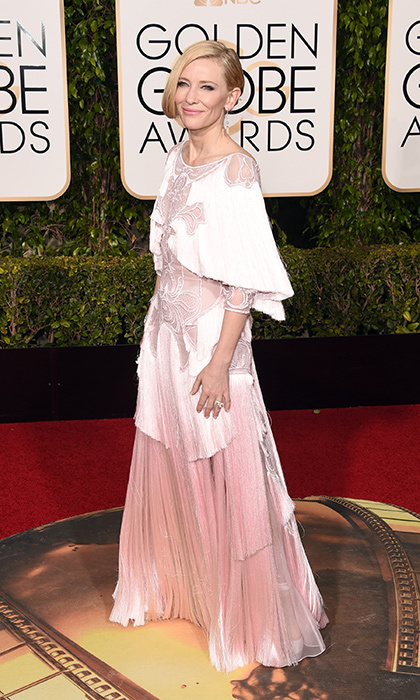 Cate Blanchett in Givenchy. 