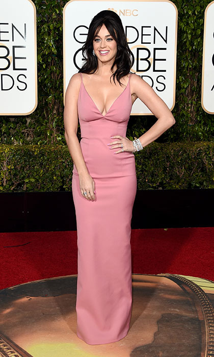Katy Perry in Prada. 