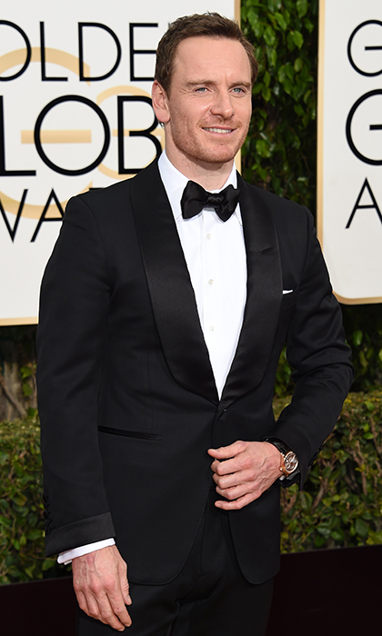 Michael Fassbender<br>