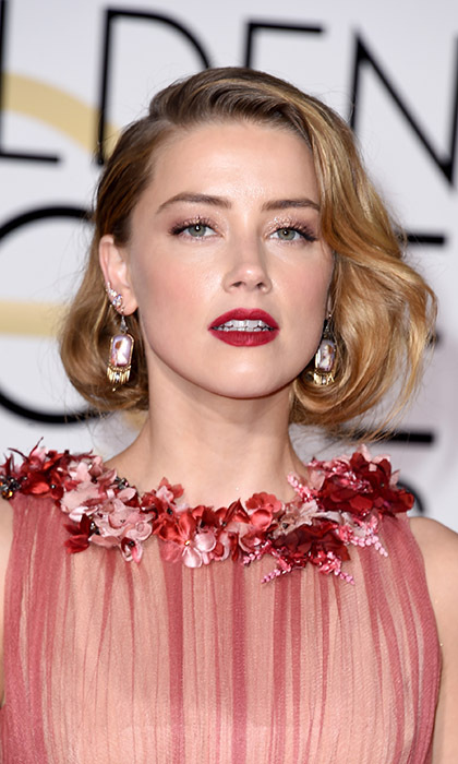 Amber Heard<br>