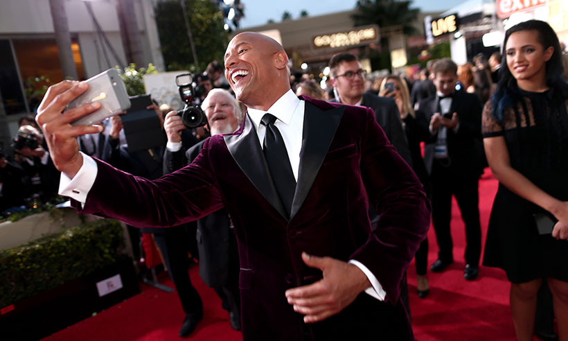 Dwayne Johnson<br>
