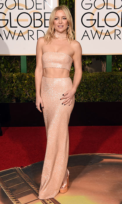 Kate Hudson in Michael Kors Collection.