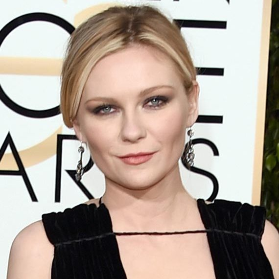 <strong>Kirsten Dunst</strong> took centre stage with her vintage Fred Leighton diamond earrings.<br>