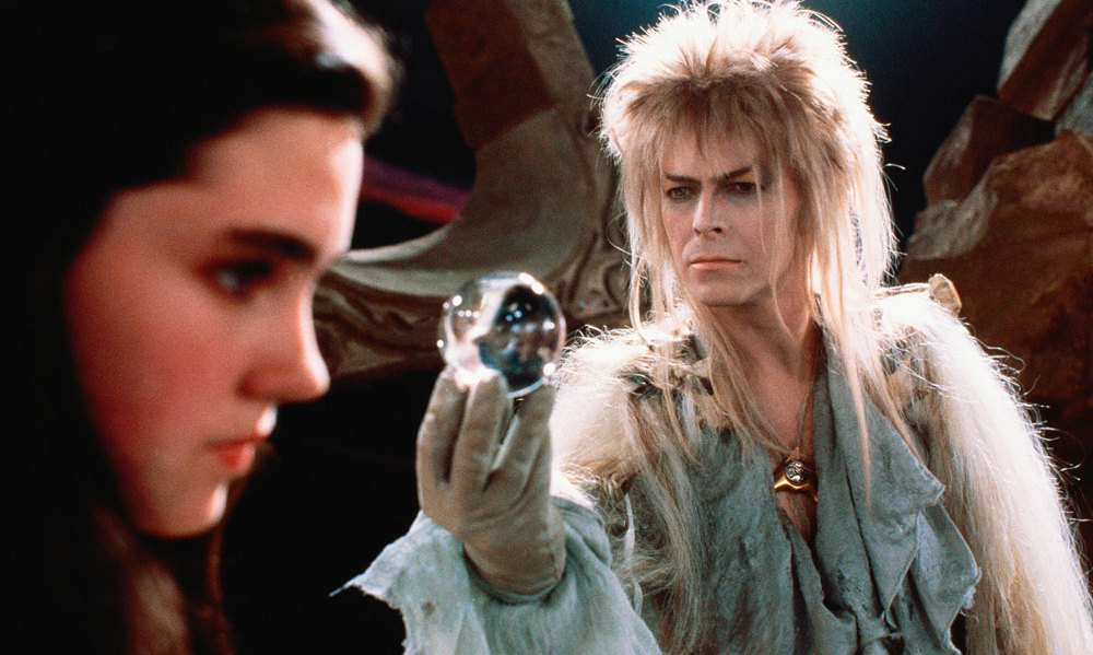 More than <b>30</b> acting credits: Since 1967, David's love of theatrics spilled into film and television. He acted in more than 30 projects including the 1986 adventure fantasy film <i>Labyrinth</i> starring Jennifer Connelly.