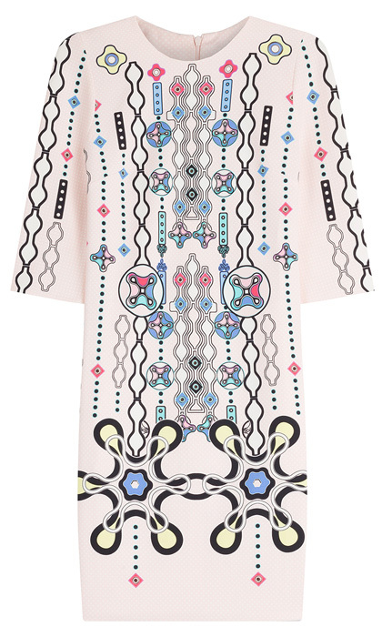 <strong>Peter Pilotto printed jersey dress</strong>, $1,209,