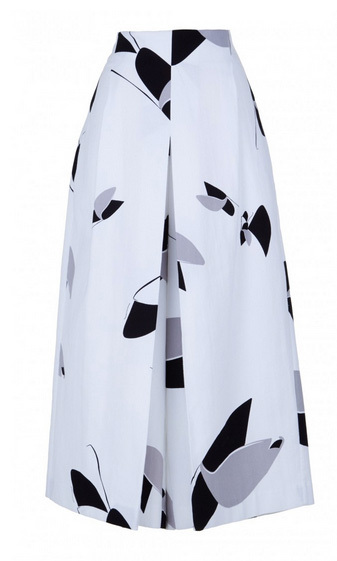 <strong>Tibi Floral Particle culottes</strong>, $525,