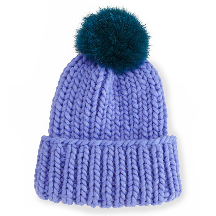<strong>Eugenia Kim Rain knit hat</strong>, $250,
