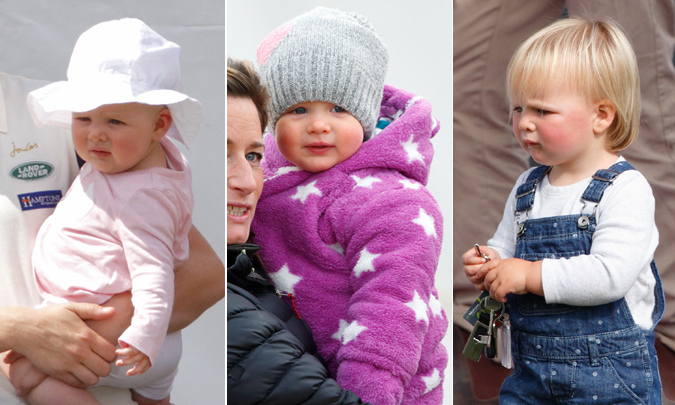 Zara and Mike Tindall's precious daughter, Mia, was a fixture on the sidelines at her dad's rugby games and is always keen to cheer at her Olympian mom's equestrian events. The sweet little girl is one of the Queen's great-grandchildren, cousin to Prince George, Princess Charlotte, Isla Phillips and Savannah Phillips. 