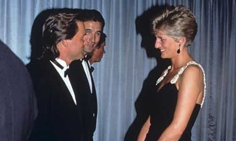 Kurt Russell Shares More Details On Princess Diana 39 S