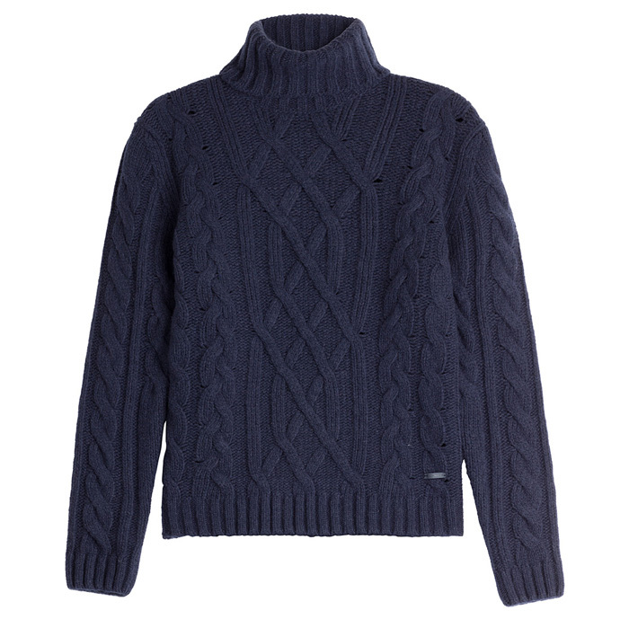 <strong>Woolrich wool turtleneck</strong>, $420,