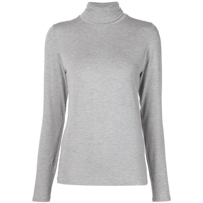 <strong>Majestic Filatures roll-neck sweater</strong>, $264,