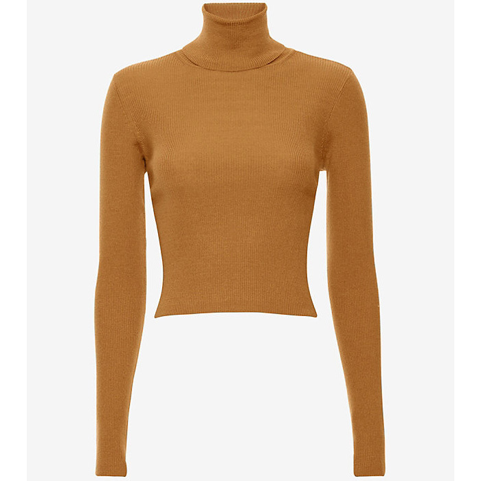 <strong>A.L.C. Milo sweater in toffee</strong>, $251,