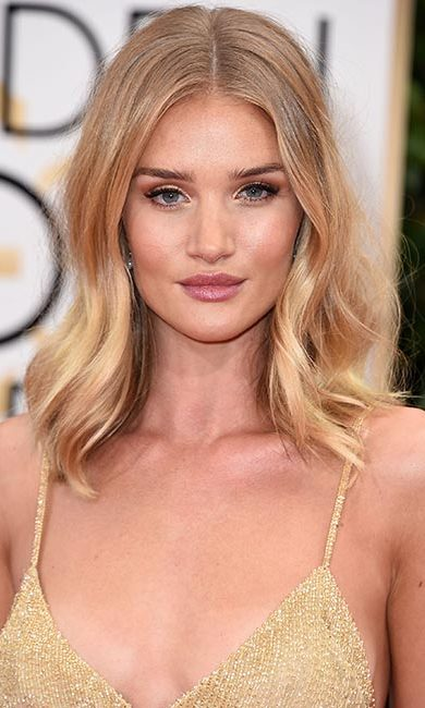 <strong>Style: tousled waves