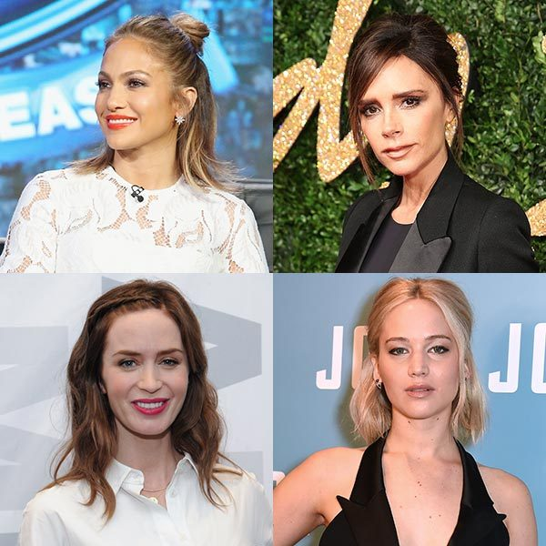 Tired of your office hairstyle repertoire? We know how that goes! We're hear to offer inspiration from some of your favourite stars, and the promise that changing up your roster of dos doesn't have to mean dragging out your morning routine - so you can still snooze for those precious extra minutes. From <b>Jennifer Lopez</b> to <b>Emily Blunt</b>, we've found the best celebrity looks you'll want to recreate at the office…