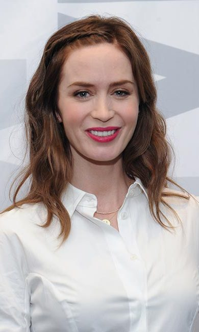 <strong>Style: braided hairline