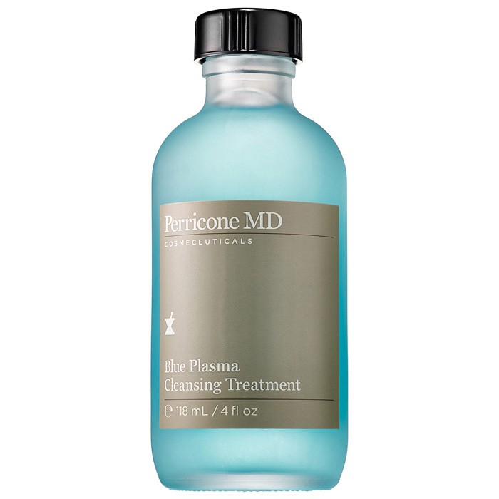 <strong>Perricone MD Blue Plasma Cleansing Treatment</strong>, $55,
