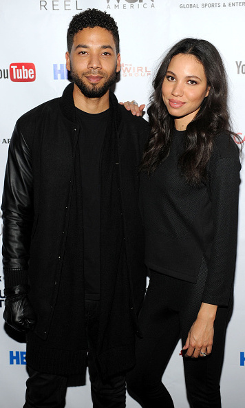 January 24: No sibling rivalry here! <em>Empire</em> star Jussie Smollett supported his sister, Jurnee Smollett-Bell, at the premi&egrave;re of her new WGN TV series <em>Underground.</em>