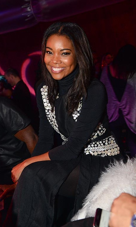 January 23: Gabrielle Union had some fun at TAO Park City.