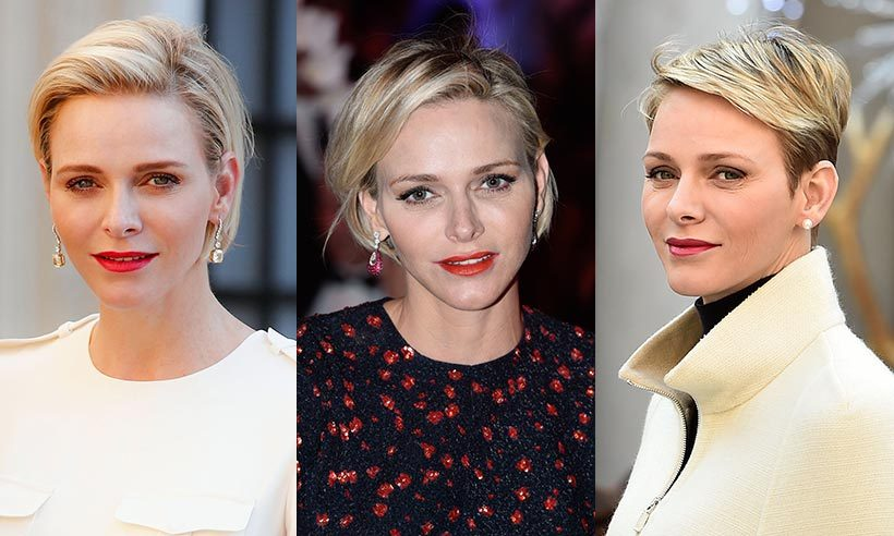 With her short chic haircut and propensity for striking red lips, Princess Charlene is always on our beauty radar. Despite being a busy mother to twins Jacques and Gabriella, the Monegasque royal never has a hair out of place. 