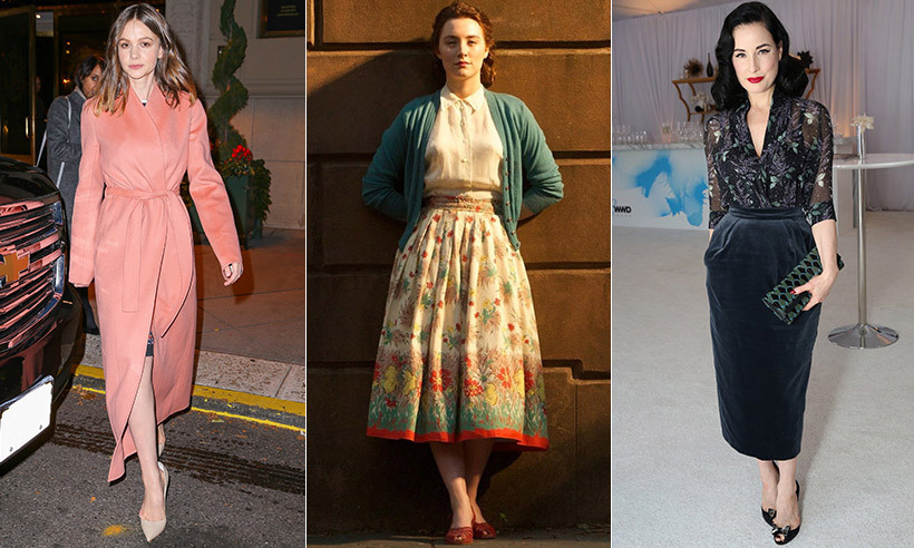 8bc65fe24 Dita Von Teese. 14 vintage-inspired pieces to try