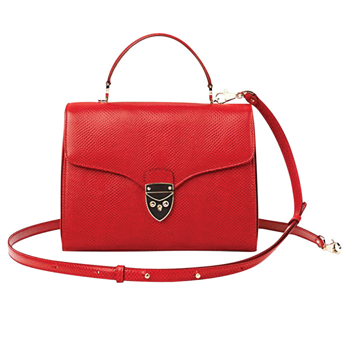 <strong>Red Mayfair bag</strong>, $2,155,