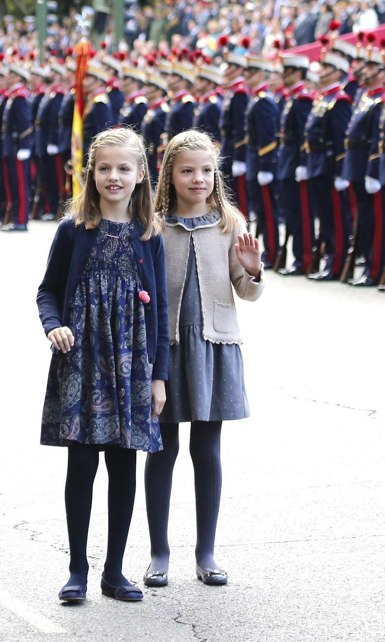 <h2>CROWN PRINCESS LEONOR OF SPAIN</h2>