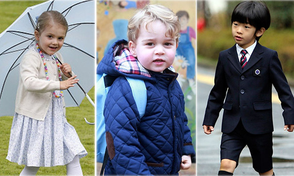 Royal Children And Their Schools From Prince George To Princess
