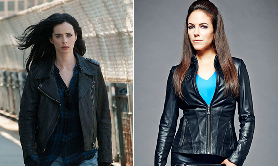 Every superhero show needs a villain and there is an opening for that job in the second season of <i>Jessica Jones</i>. Could Anna play Jessica's (Krysten Ritter) newest nemesis? Her work on <i>Lost Girl</i> proved that she knows a thing or two about kicking butt and taking names.   