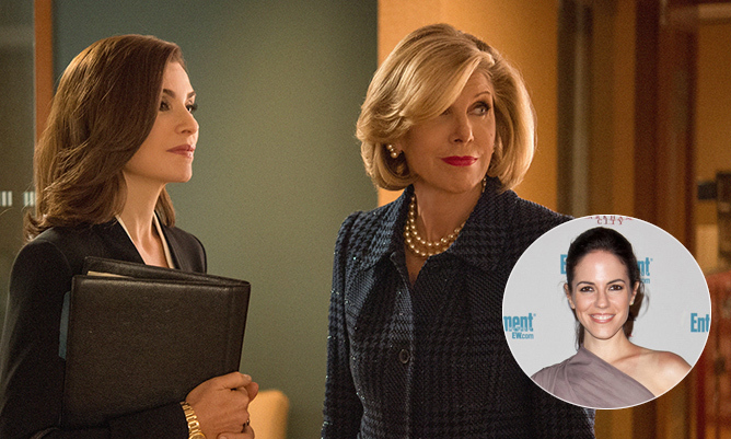 <i>The Good Wife</i>'s Alicia Florrick (Julianna Margulies) may be one fiercest legal professionals around, but we foresee a killer showdown of smarts and determination if she were to face off with a lawyer played by Anna.