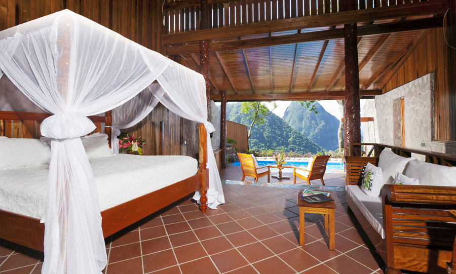 <strong>Ladera Resort, St. Lucia</strong>