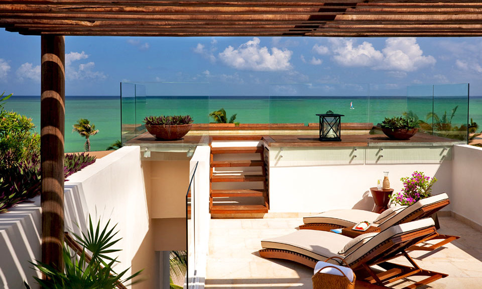 <strong>Rosewood Mayakoba, Riviera Maya, Mexico</strong>