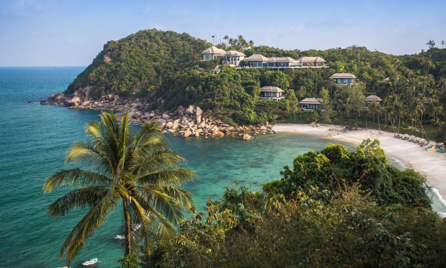 <strong>Banyan Tree Samui, Thailand</strong>