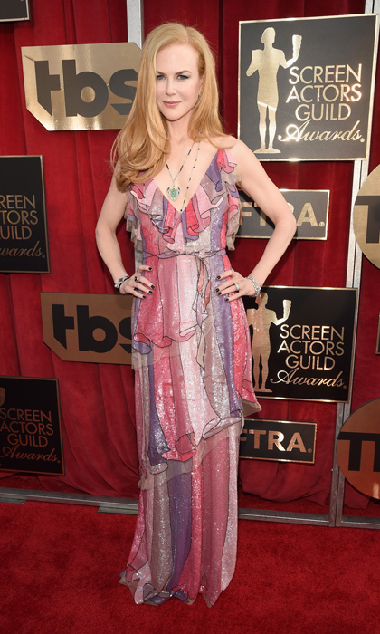 Nicole Kidman in Gucci