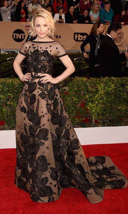 Rachel McAdams in Elie Saab