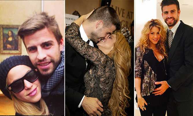 Shakira and Gerad Piqué are the perfect match! Not only do the two gorgeous stars share their lives together but they both ring in their birthdays on Feb. 2. It's been more than five years since the pair met and fell in love in 2010, and since then their union grows even stronger with each passing day. 