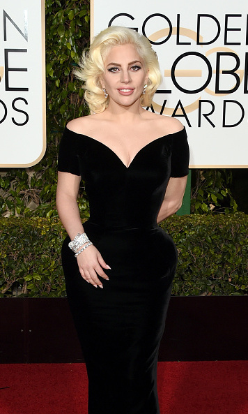Oscar nominee Lady Gaga.