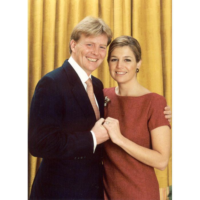 <p>After controversy surrounded their engagement, The Prince of Orange said he would renounce the throne if necessary so long as he could be with the woman he loved, Máxima Zorreguieta.