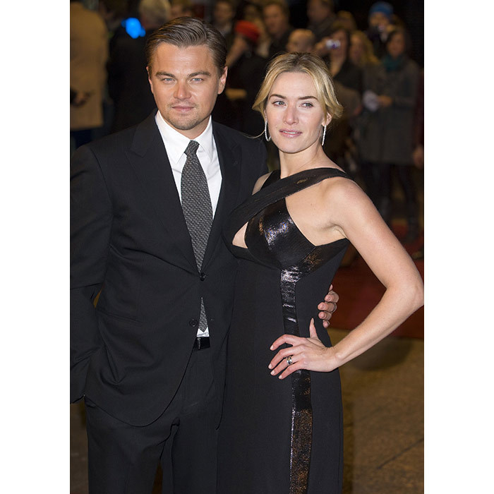 "The two stars made a dashing pair at the London première of their film <em>Revolutionary Road</em> in 2009. Leo says that humour is an important part of their friendship. ""We laugh at the same things,"" he said. ""She never lets me take myself seriously, even if I wanted to. We have a special magic.""