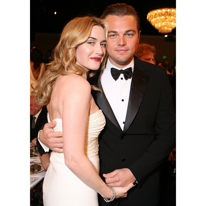 "Leo reunited with his leading lady in 2007 at the 64th Annual Golden Globe Awards. The actor told Oprah Winfrey, ""In a lot of ways, Kate and I have really grown up in this industry together; we've been a support mechanism for each other for such a long period of time. We've been there for each other and helped guide each other.""