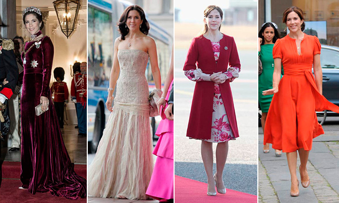 Princess Mary Of Denmark S Best Style Moments Hello Canada