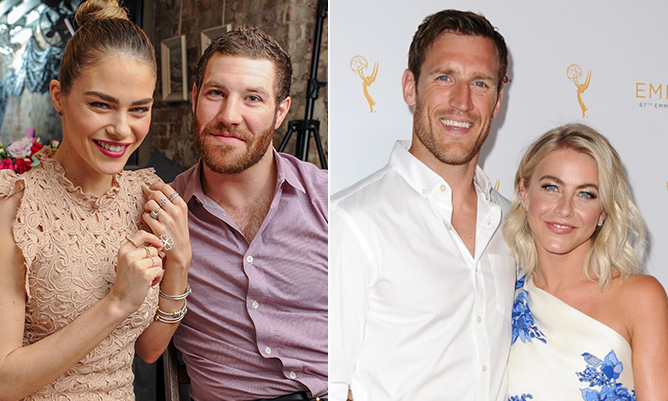 Celebs Who Are Dating Or Married To Athletes