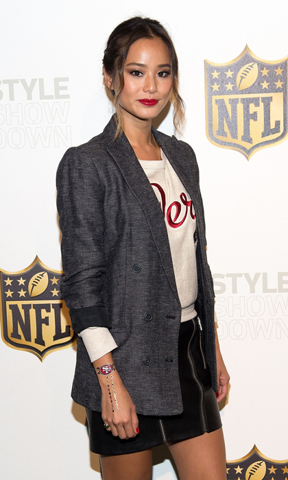 <b>Jamie Chung</b>