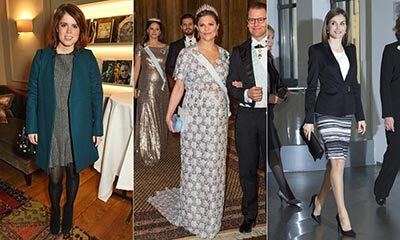From London to Sweden, this week's most stylish royals spanned the sartorial spectrum from black-tie to casual-chic. Click through to see all the fashionable high notes.