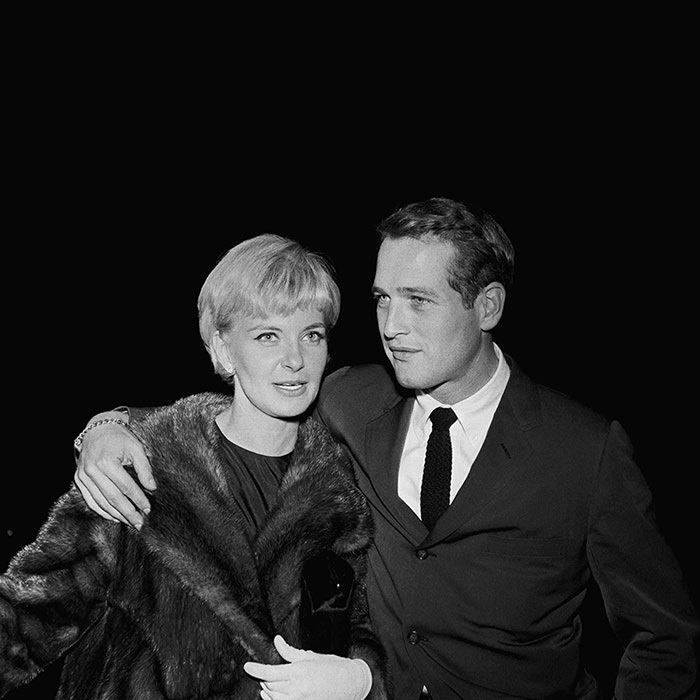 <strong>Joanne Woodward and Paul Newman