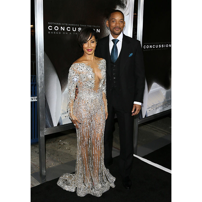 <strong>Will Smith and Jada Pinkett Smith