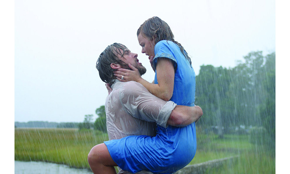 <strong><em>The Notebook</em></strong>