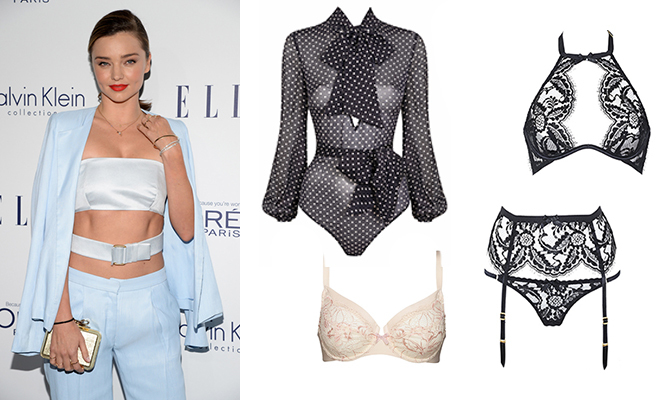 While many believe lingerie dressing is bound by a series of hard-and-fast rules, industry trends and personal preferences are actually quite fluid – just look at Miranda Kerr's bandeau/bondage suiting, or Susan Sarandon's peek-a-boo bra top at the SAG Awards. Still, some key factors can help you look and feel your sexiest this Valentine's Day, and we've turned to the experts to debunk the myths undermining your undergarments. <p>American plus-size model and Addition Elle spokesperson Ashley Graham, Agent Provocateur creative director Sarah Shotton and Wonderbra designer Karine Allard give the lowdown on finding the perfect bras and panties – and you're the most confident version of yourself – on the most romantic day of the year.</p>