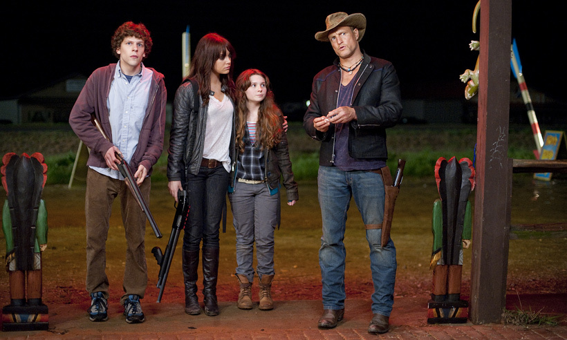 <p><strong>Zombieland</strong><br>